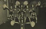1974-1975 Cheerleaders by Cedarville College