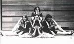 1977-1978 Cheerleaders by Cedarville College