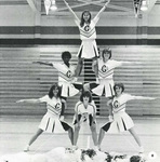 1981-1982 Cheerleaders