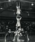 1982-1983 Cheerleaders by Cedarville College