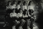 1984-1985 Cheerleaders