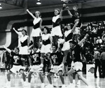 1991-1992 Cheerleaders