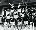 1991-1992 Cheerleaders by Cedarville College