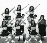 1992-1993 Cheerleaders