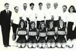 1993-1994 Cheerleaders by Cedarville College