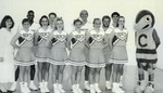 1994-1995 Cheerleaders by Cedarville College