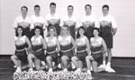 1996-1997 Cheerleaders by Cedarville College
