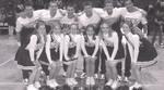 2001-2002 Cheerleaders by Cedarville University