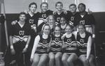 2002-2003 Cheerleaders by Cedarville University