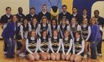 2005-2006 Cheerleaders by Cedarville University