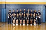 2019-2020 Cheerleaders by Cedarville University