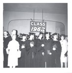1962 Graduating Class by Cedarville College