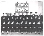 1962 Class Photo by Cedarville College