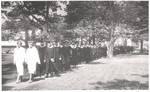 1963 Graduating Class Procession by Cedarville College