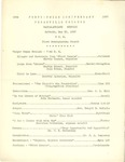 1944 Baccalaureate Service