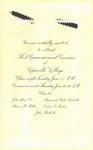 1897 Commencement Invitation