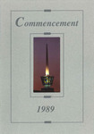 1989 Commencement Audio by Cedarville College