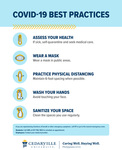 COVID-19 Best Practices by Cedarville University