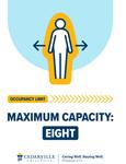 Maximum Capacity: Eight by Cedarville University