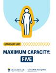 Maximum Capacity: Five by Cedarville University