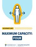 Maximum Capacity: Four by Cedarville University