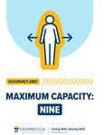 Maximum Capacity: Nine by Cedarville University