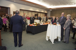 Reception for Mike Huckabee by Cedarville University