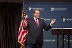 Mike Huckabee by Cedarville University