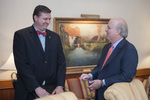 Dr. Mark Caleb Smith and Karl Rove