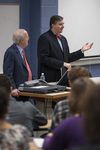 Karl Rove and Dr. Mark Caleb Smith