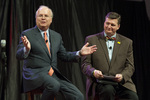 Karl Rove and Dr. Mark Caleb Smith