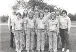 1983 Women's Cross Country Team by Cedarville College