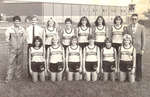 1986 Women's Cross Country Team