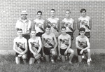 1989 Men's Cross Country Team