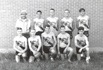 1989 Men's Cross Country Team by Cedarville College