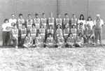 1991 Cross Country Team by Cedarville College