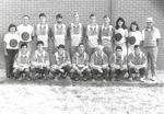 1991 Men's Cross Country Team by Cedarville College