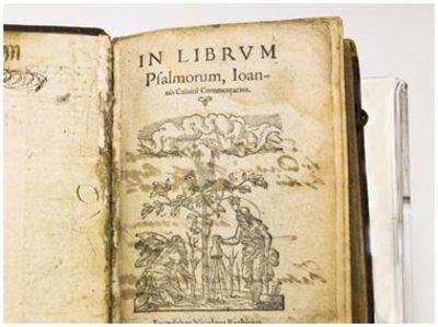 John Calvin, In Librum Psalmorum, 1564
