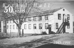 Bethel Hall 50 Years: 1948-1998 by Cedarville University