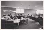 Dormitory Lounge by Cedarville University