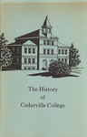 The History of Cedarville College by Cleveland McDonald