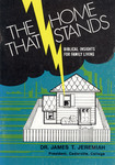 The Home That Stands: Biblical Insights for Family Living by James T. Jeremiah
