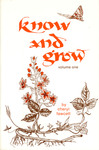 Know and Grow, Volume One by Cheryl Fawcett