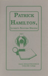 Patrick Hamilton, Luther's Scottish Disciple by James Edward McGoldrick