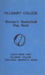 Pillsbury College Comettes Basketball Play Book