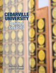 Cedarville University: Defining Legacies by Barbara L. Loach