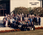 Cedarville College Faculty, 1985-1986 by Cedarville College