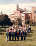 Cedarville College Faculty, 1986-1987 by Cedarville College