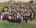 Cedarville College Faculty, 1995-1996 by Cedarville College