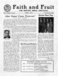 Faith and Fruit, April 1949